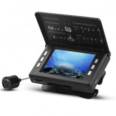 101U Barracuda Underwater fishing camera record video to the card