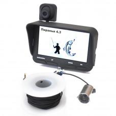 102U Underwater fishing camera video record viewing angle 140 video recording