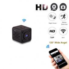 530-18 Mini WIFI HD Camera with night light 4 led viewing angle 120°
