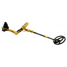 530-39 Металлоискатель профессиональный с дисплеем желтый