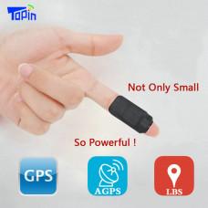 Самый Маленький в Мире GPS Трекер Маяк Запись (Приложение) 1000mah