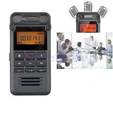 421-D Портативный диктофон с дисплеем