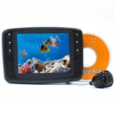 103U piranha Underwater fishing camera record video to the card