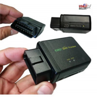 289-01 OBD II Tracker vehicle tracking GSM GPRS real-time