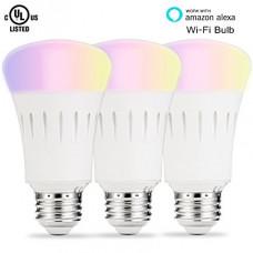 530-28 WIFI лампа с изменением света